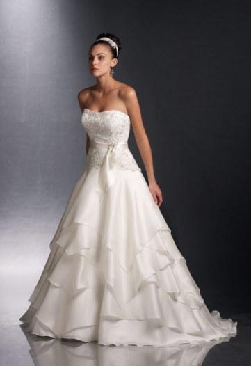 Свадебное платье James Clifford