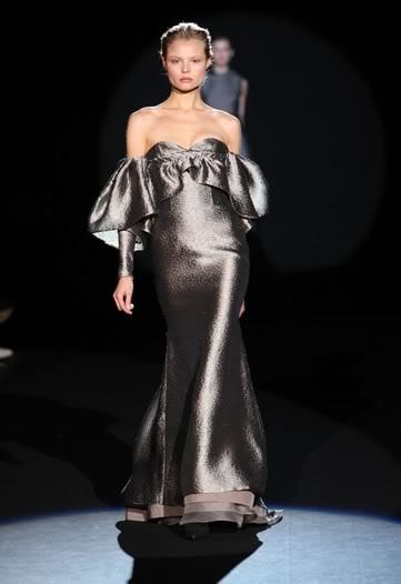 Вечернее платье Carolina Herrera