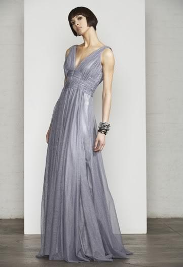 Вечернее платье Carmen Marc Valvo