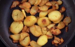 Жереный картофель