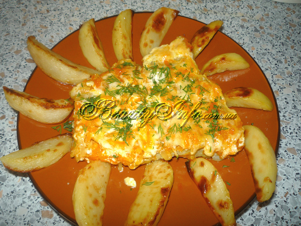 Рецепт теста для пирога с картошкой и рыбой
