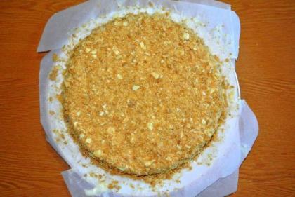 Как сделать торт наполеон в домашних условиях фото пошагово