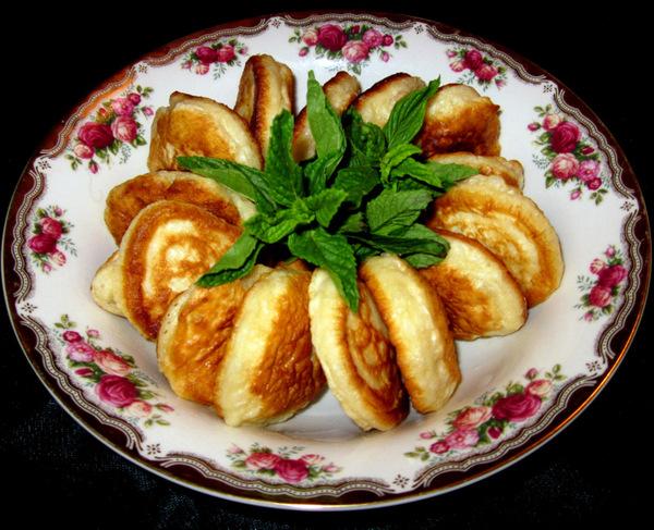 оладьи пошаговый рецепт с фото