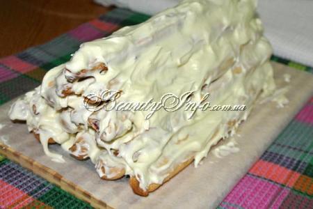 пирог ягодный с желе рецепт с фото