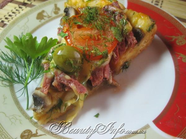 Блюда из макарон рецепты с фото паста