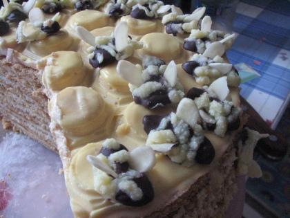Наиболее вкусным торт