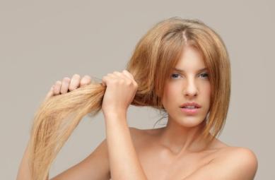как укрепить волосы от ломкости