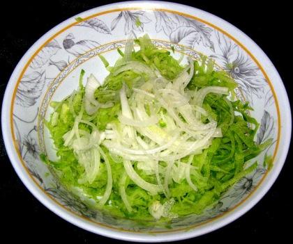 Салат к плову рецепт