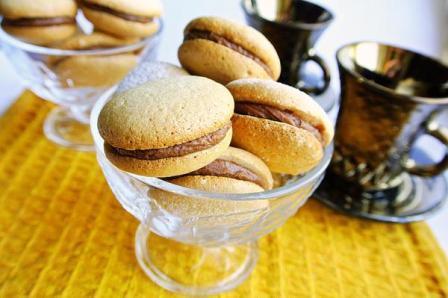 Рецепты бисквитного печенья секреты