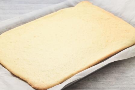 вкусный бисквит к чаю в духовке рецепт