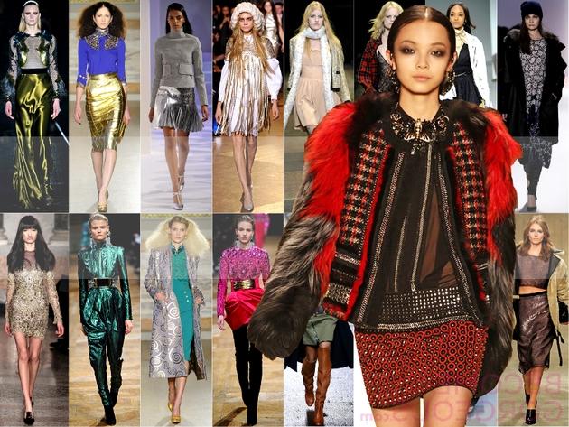 ... оригинальные элементы, однако можно отметить довольно много  универсальных предпочтений, общих для моды ближайших холодных месяцев.  Осенние тренды 2013 ... d999de6a084