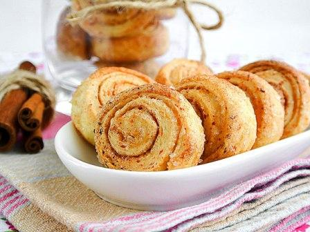 Печенье из творога