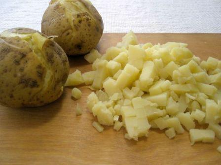 Оливье с вареной колбасой, пошаговый рецепт с фото